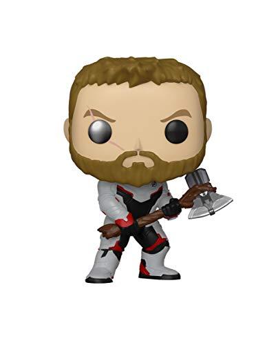Horror-Shop Avengers Endgame - Thor Funko POP! Figur als Geschenkidee (Kinder Als Pop-stars)
