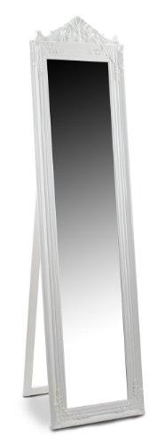 Espejo-de-Pie-Blanco-Resina-175×44-cm