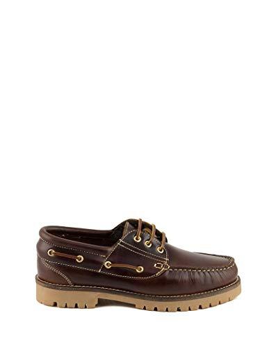 Zapatos Nauticos Timber Piel Seahorse Engrasada. Modelo