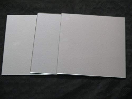 generisch Kristallspiegel Nach Maß I Rahmenloser Wandspiegel Für Badezimmer Oder Garderobe I Bis Zu 0,9 qm I 6 mm Dick