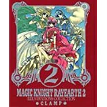 Magic Knight Rayearth Illustrations Collection Tome 2