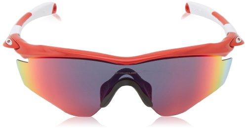Oakley M2 Frame Lunettes de soleil Red/Positive Red Iridium (S3)