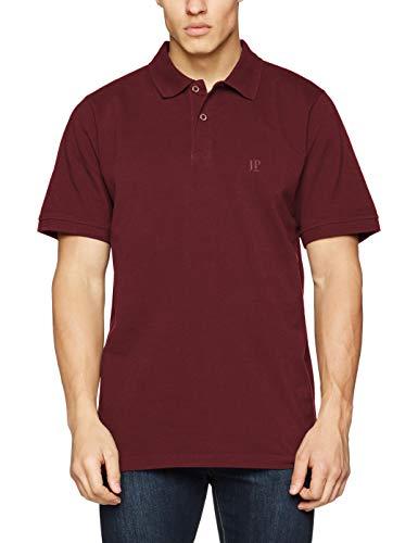 JP 1880, Große Größen Herren Poloshirt Piquee, Violett (Lila 83), 5XL (Lila Für Shirt Herren)
