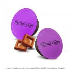 60 Cioccolato capsule compatibili Lavazza A Modo Mio