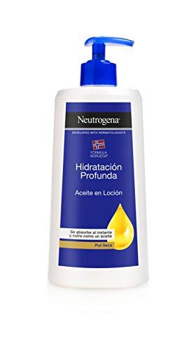 Neutrogena Aceite En Loción Hidratación Profunda - 400 ml.