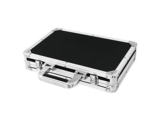 Set aus 2 x Effector-Cases, Innenmaß: 34 x 22 x 5,5 cm, schwarz - Effektgerät-Case - klangbeisser