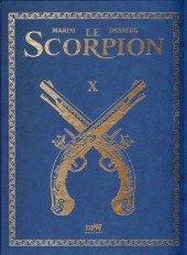 Scorpion 10 - Tirage de Tête