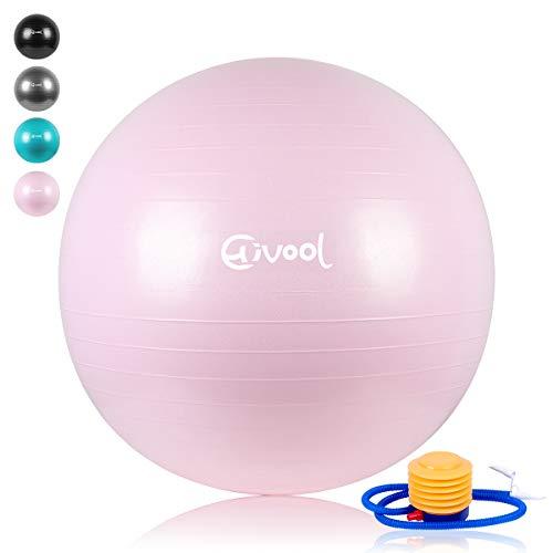 Yoga fitness ball the best Amazon price in SaveMoney.es 4cdbc8a65ff3