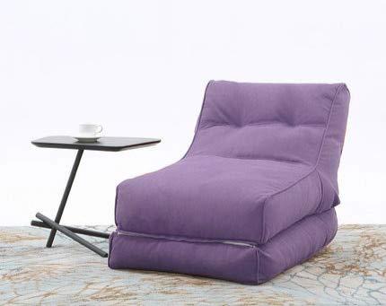 ALUN Sitzsack Sitzsack Lazy Sofa Wohnzimmer Einzelstuhl Schlafzimmer Klappstuhl Tatami Leisure Chair