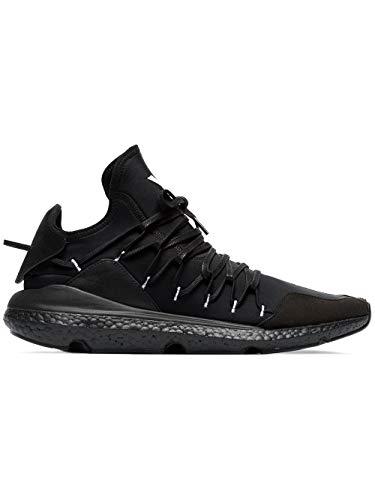 best authentic 2e20e 881b0 adidas Y-3 Yohji Yamamoto Sneakers Uomo Bc0955 Camoscio Nero