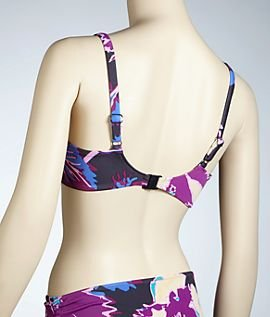 Fantasie Martinique Full Cup Bikini Top 5253 Mehrfarbig - Radiant Orchid