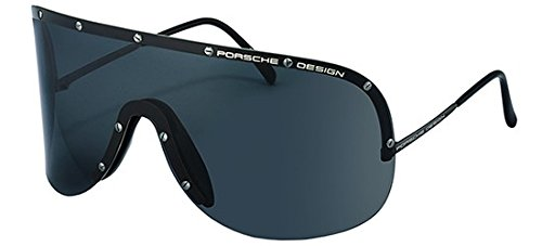 Porsche design occhiali da sole p8479 new generation dark grey/grey blue uomo