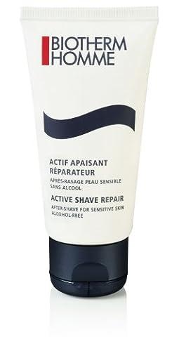 Homme Actif Apaisant Reparateur - Émulsion Après-rasage Fluide et Légère,