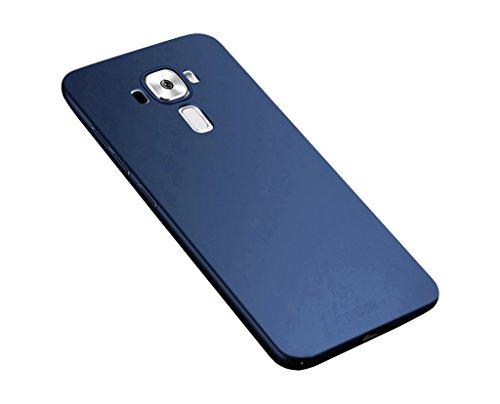 Meimeiwu Haute Qualité Très Mince Coque Etui Housse Case Cover pour Asus Zenfone 3 ZE552KL - Bleu