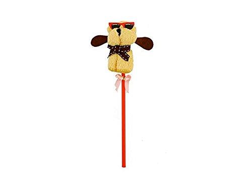 FERFERFERWON Badezubehör Kuchen Handtuch Hochzeit Geschenk Snoopy Brille Welpen Modellierung Urlaub Geburtstag Ereignis Geschenke Reinigen