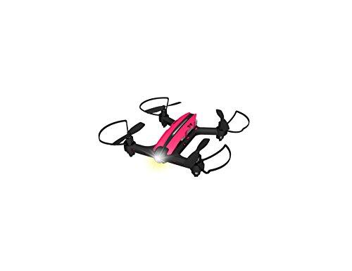 Toy Lab- X-Drone Racer Nano, Color Azul, Verde y Blanco (XD1611600)