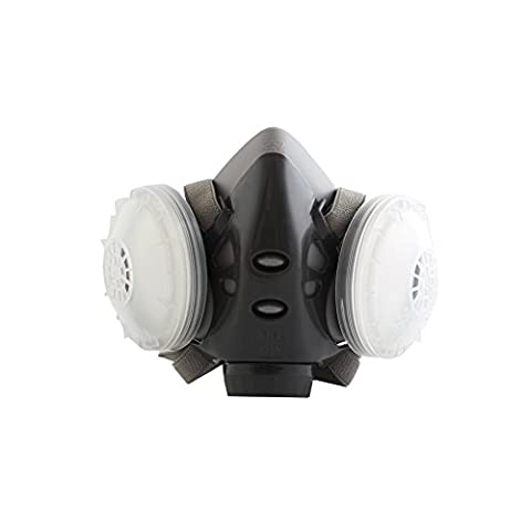 Anti-Dust Chemical Paint Spray Cartridge Respirator Industrial Gas Safety Mask