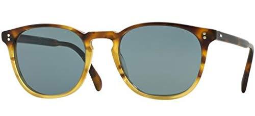 b734e76341 Oliver Peoples 5298SU 1454O9 Tortoise Finley Esq. Sun Round Sunglasses  Polarise