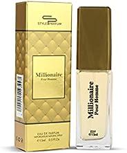 Armaf Style Millionaire Men Eau De Parfum, 15 ml