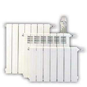 Baxi Roca Elemento radiador Aluminio Blanco 300mm Precio por Elemento