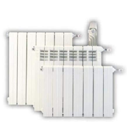 Baxi Roca Elemento radiador Aluminio Blanco 450 Reversible