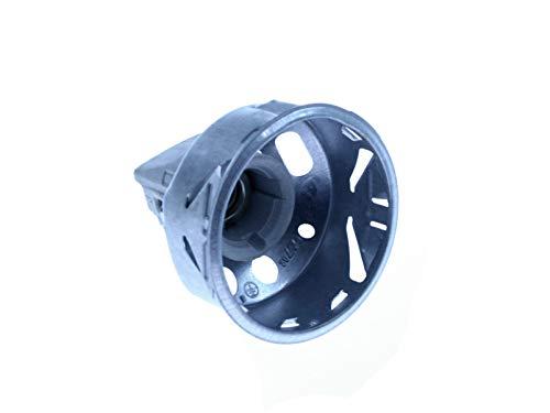 Lampenhalter für Pizzaofen, Lampenfassung E14 Einbaudurchmesser 65,5mm