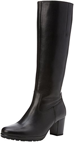 Gabor Shoes Damen Basic Stiefel, (27 Schwarz), 39 EU