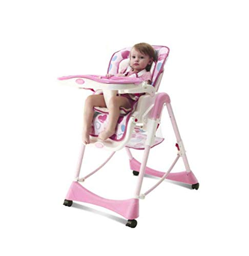 Preisvergleich Produktbild WG Kleinkind Sit Deluxe Portable Booster,  Multifunktionale Faltbare Portable Baby Dining Table, A