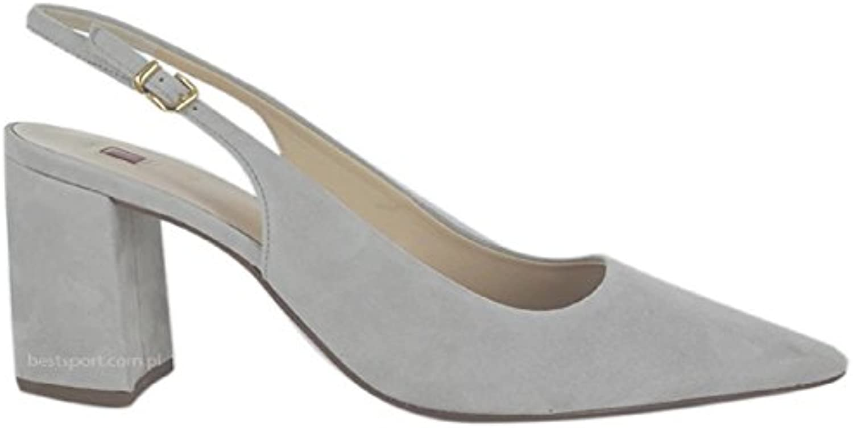 Högl 510760267000 - Zapatos de Vestir Para Mujer Gris Gris Claro