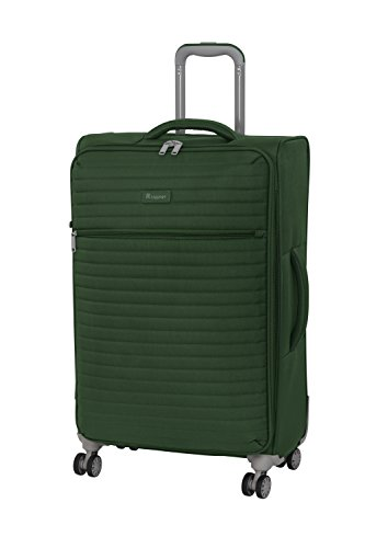 It luggage Quilte 8 Wheel Lightweight Semi Expander