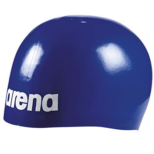 arena Moulded Pro II Swimming Cap Navy 2019 Badekappe