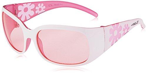 XLC Herren Maui Sonnenbrille, weiß, One Size