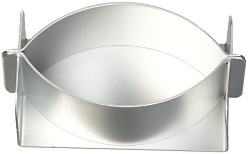 Alan Silverwood Aluminium Set of 2 Little John Pie Mold Tin by Alan Silverwood Flan Mold Pan