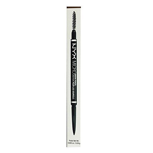NYX Micro Brow Pencil, Ash Brown