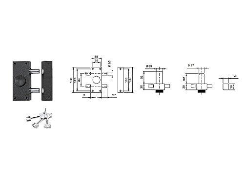 iseo-910315-serratura-applicare-reversibile-serramenti-legno-verniciata-bronzo-chiusura-laterale-cil