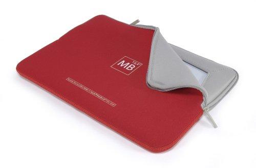 "Tucano Elements Second Skin custodia per MacBook Pro 15"" Red"