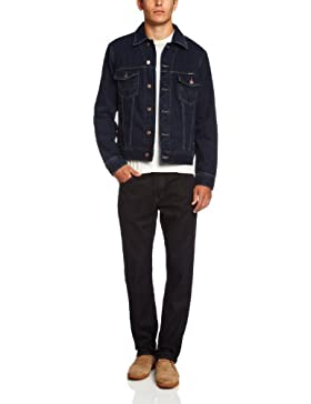 Wrangler Auth Western Jacket Blue Black, Chaqueta para Hombre