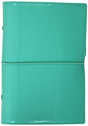 filofax-domino-patent-personal-organiser-turquoise