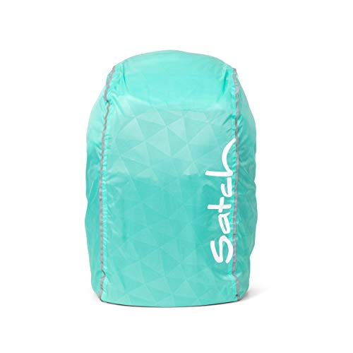 satch Pack Regencape Regenhülle - Mint