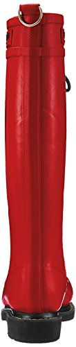 Stivali Da Moto Da Donna Ilse Jacobsen, Rosso Rub1 (rosso Scuro)