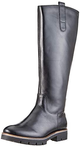 CAPRICE Damen 25610 Stiefeletten, Schwarz (Black Nappa 22), 40 EU