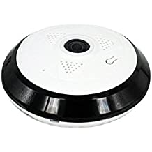 Sicherheitskamera Mit Bewegungsmelder / Überwachungskamera Solar / Wifi Kamera Quadrocopter / Dome Kamera Halterung Stander / Überwachungskamera Schwenkbare IP Kamera V-EC10I6, 360-Grad-Allround / Mobile Erkennungsalarm