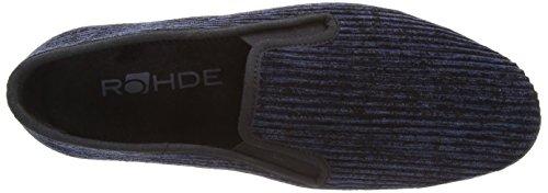 Rohde 2606-82, Chaussons homme Bleu (Ocean)