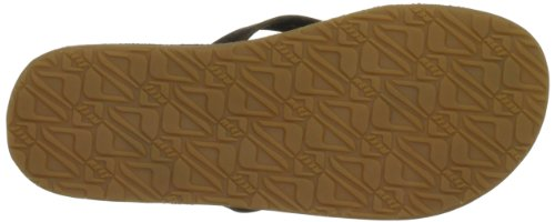 Reef Skinny Leather, Tongs homme Marron (Brown)