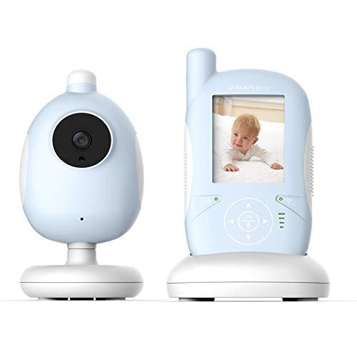 Wireless WiFi Monitor Babyphone 2,4-Zoll-TFT-LCD-Display mit extrem hoher Helligkeit Gegensprechfunktion Nachtsichtüberwachung Roh Lcd-monitore