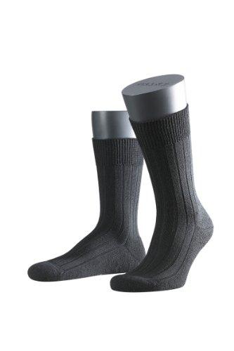 falke herrensocken FALKE Herren Socken 14402 Teppich im Schuh SO, Gr. 43/44 ,Schwarz (black 3000 )