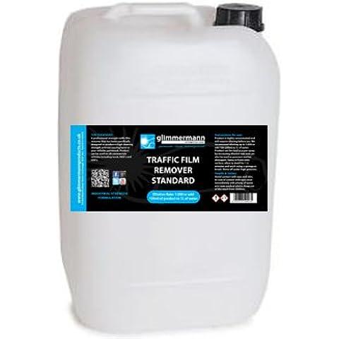 Glimmermann Traffic - Detergente standard per auto, rimovibile, 25