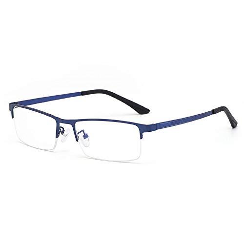 RSXPP Strahlenschutzbrille Augenschutz Blu-ray Flat Mirror Night Market Objektiv Anti-Augen-Ermüdung SFE856 (männlich/Weiblich) -
