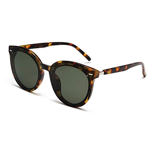 sijiaqi Unisex SonnenbrilleMode Runde Sungalsses Trendy Plastic Shades Frauen Männer Unisex Eyewear,Style 3
