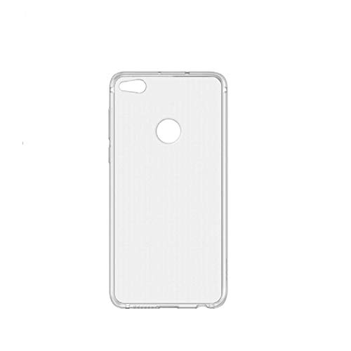 PLANETMOVIL Huawei P8 Lite 2017 Funda DE Silicona 100% Transparente